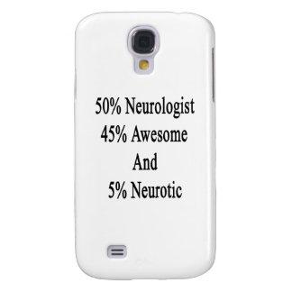 Neurotiker 45 och 5 enorm Neurologist för 50 Galaxy S4 Fodral