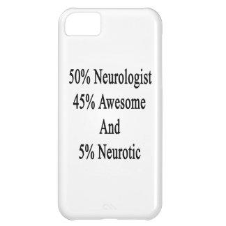 Neurotiker 45 och 5 enorm Neurologist för 50 iPhone 5C Fodral