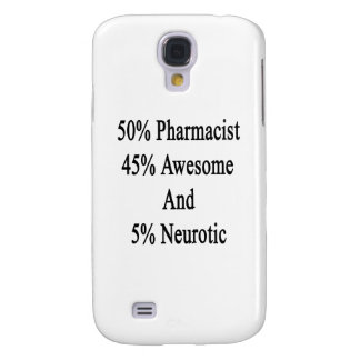 Neurotiker 45 och 5 enorm Pharmacist för 50 Galaxy S4 Fodral