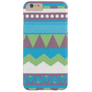 Neutral Aztec Barely There iPhone 6 Plus Skal