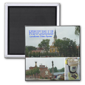 Neuzelle Neuzelle, LandkreisOder-Fest Magnet