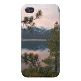 Nevada Lake Tahoe iPhone 4 Skydd