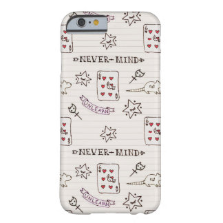Nevermind EMILY x MILKGRRL Barely There iPhone 6 Skal