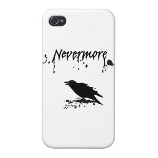 Nevermore iPhone 4 Fodral