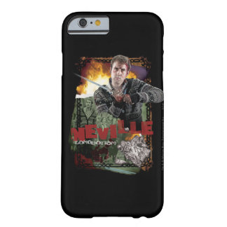 Neville Longbottom Collage 2 Barely There iPhone 6 Skal