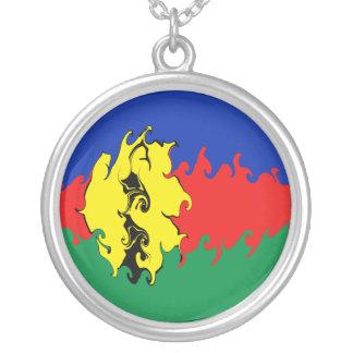 New Caledonia Gnarly flagga Smycken