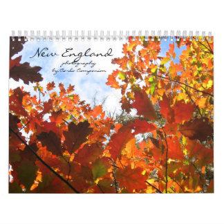 New England - 2009 Kalender