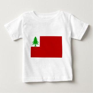 New England flagga Tshirts