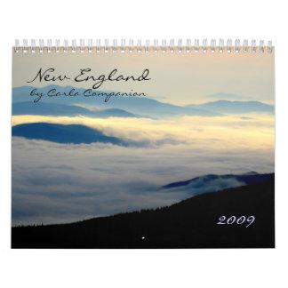 New England fotografikalender Kalender