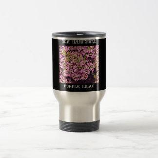New Hampshire lila (lilor) Resemugg