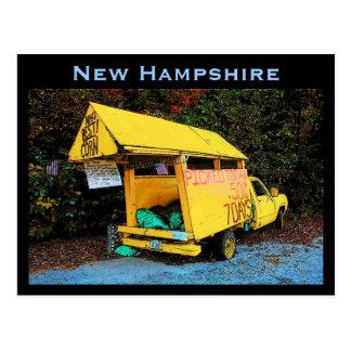 New Hampshire vykort