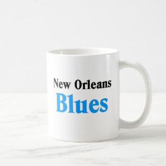 New Orleans deppighet Kaffemugg