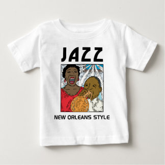 New Orleans Jazz Tee Shirts