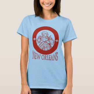 New Orleans Joan av bågen T-shirt