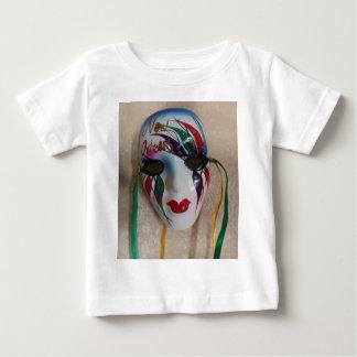 New Orleans Mardi Gras maskerar T-shirts