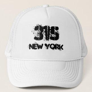New York 315 områdeskod Truckerkeps