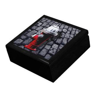 New York brandpostillustration Smyckeskrin