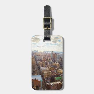 New York City Bagagebricka