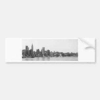 New York City Bildekal