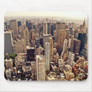 New York City från över Musmatta