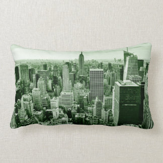New York City - Manhattan - vintage Lumbarkudde
