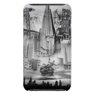 New York City Montage 1939 iPod Touch Case-Mate Case