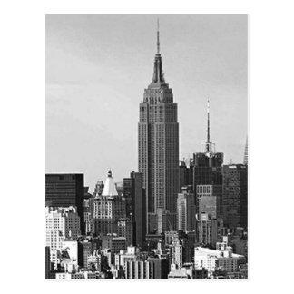 New York City panorama Vykort
