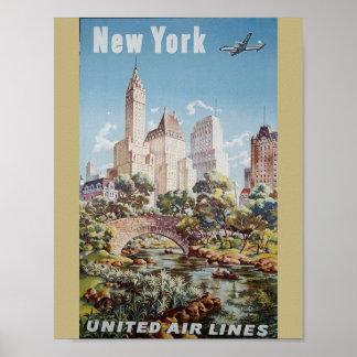 New York City reser Poster