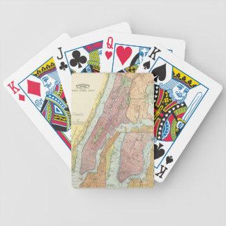New York City. Spelkort