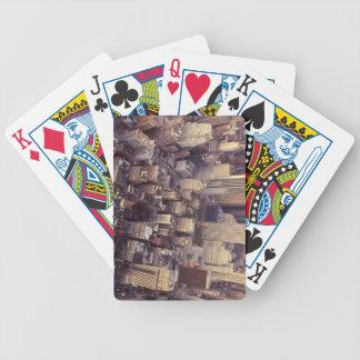 New York City Spelkort