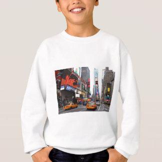 New York City tider kvadrerar Tee Shirts