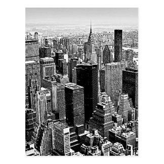 New York City Vykort