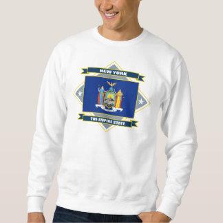 New York diamant Sweatshirt
