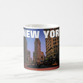 New York (Flatiron) mugg