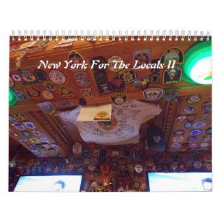 New York för lokalkalendern II Kalender