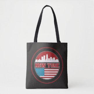 New York horisont | United States sjunker Tygkasse