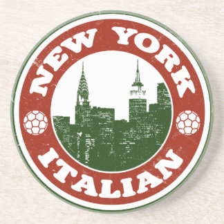 New York italienareamerikan Underlägg Sandsten
