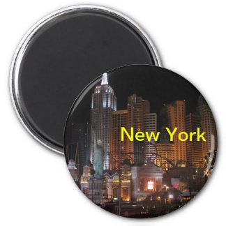 New York magnet Magnet Rund 5.7 Cm