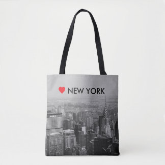 New York med KÄRLEK, Manhattan coola Tygkasse