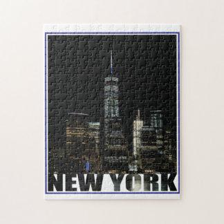 New York New York Pussel