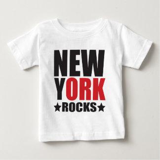 New York stenar! Statliga andegåvor och dräkt Tee
