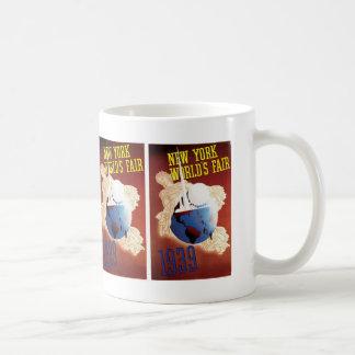 New York världs mässa 1939 Kaffemugg