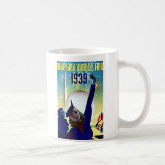 New York världs mugg 1939 för kaffe för mässa #2