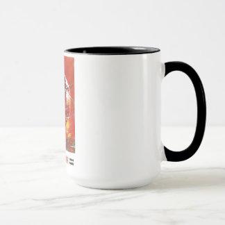 New York världs mugg 1964 för kaffe för mässa