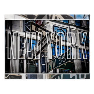 New York vykort