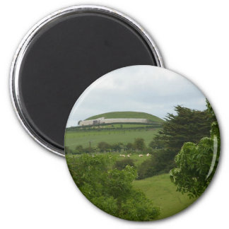 Newgrange passagegrav magnet