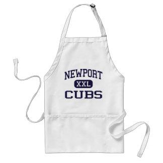 Newport - ungar - högstadium - Newport Oregon Förkläde