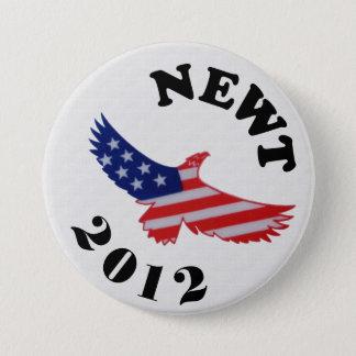 NEWT 2012 MELLANSTOR KNAPP RUND 7.6 CM