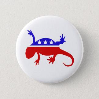 Newt Gingrich för president Standard Knapp Rund 5.7 Cm