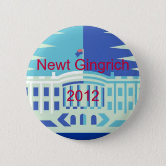 Newt Gingrich Standard Knapp Rund 5.7 Cm